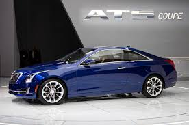 2015 Cadillac ATS Coupe Specs and s