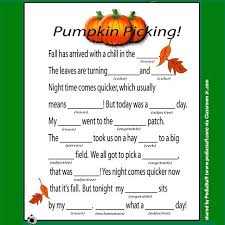 Halloween Mad Libs Free by 17 Best Mad Lib Images On Pinterest Stationery Children And