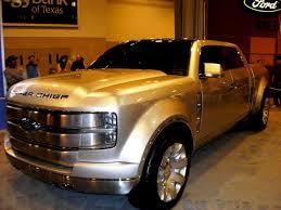 100 Ford Super Chief Truck Concept 2006 Houston Auto Show 1280X960