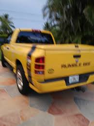 100 Used Dodge Truck 2005 Ram 1500 Rumble Bee Limited Edition For Sale At WeBe