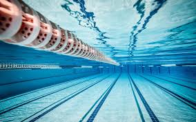 Wallpaper Olympic Swimming Pool Underwater 1920x1200 HD Picture Image