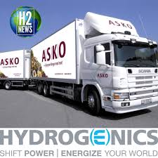 100 Fuel Cells For Trucks H2 Cell News On Twitter ASKO Norways Leading Grocery