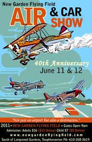 New Garden Air Show tickets on sale online