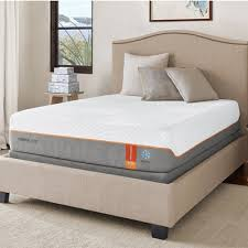 Tempur Pedic Grand Bed by Tempur Contour Luxe Breeze 12 5
