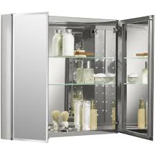 Home Depot Kohler Recessed Medicine Cabinet by Bathroom Cabinets Corner Mount Bathroom Corner Cabinet With