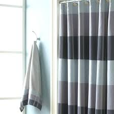 Grey And White Chevron Curtains Uk by Cool Shower Curtain Grey Image Of Grey Shower Curtain Stripes