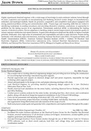Engineering Manager Resume Example