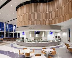 Rulon Wood Grille Ceiling by 2017 Awards Education Ceilings U0026 Interior Systems Construction