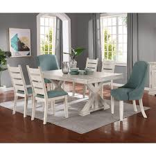 Florina Antique White Wood Trestle 7-Piece Dining Set: Dining Table With 6  Chairs Legacy Classic Larkspur Trestle Table Ding Set Farmhouse Reimagined Rectangular W Upholstered Amazoncom Cambridge Ellington Expandable 6 Arlington House With 4 Chairs Ding Table And Upholstered Chairs Magewebincom Liberty Fniture Harbor View Ii With Chair In Linen Middle Ages Britannica 85 Best Room Decorating Ideas Country Decor Cheap And Find