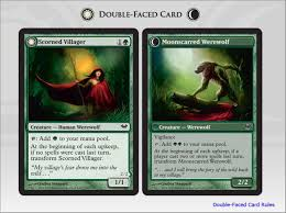 Deathtouch Deck Standard 2015 by Mtg Red Green Werewolves Deck Magic The Gathering Rare Cards