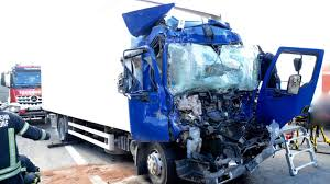 100 Truck Driver Accident Traiskirchen Truck Driver Died In Accident On A2