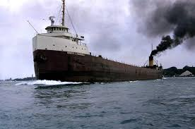 What Year Did The Edmund Fitzgerald Sank by Daniel J Morrell Lost November 1966 On Lake Huron 1 Survivor Out