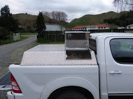 Aluminum Dog Box For Wellside Utes- NZ Hunting Products A Truck To Hunt Their Game Definition Of Lifestyle Appealing Truck Bed Box 2 Full Lid Cross Tool Coldwellaloha Hunters Trading Post Spring Specials Google Groups Hunting Accsories Redneck Blinds Smittybilt Jeep Parts Offroad Gear Caridcom Peragon Cover Install And Review Military Accsoriestruck Partspickup Accsoriestruck Accessory Decked Storage Systems For Midsize Trucks Car Suv Products Triple C Welding Polaris Ranger Yamaha Wolverine Utv