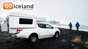 Pickup Camper Van - Go Iceland Car Rental - YouTube 4x4 Campers In Iceland Motorhome Rental Rv Hatch Adventures Tacoma Camper F150 And Lance 650 Cruise America Truck Camper Rental Truck Japan Camping Car Net Standard Model Small For Rent Low Rates List Of Creational Vehicles Wikipedia Large Vans For Rent 11 Companies That Let You Try Van Life On Empire Sales Specialists You Can Trust Custom Onoff