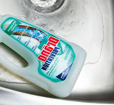 Diy Drano For Bathtub by Tools For Clogged Toilets Drano Max Build Up Remover Pouring In A