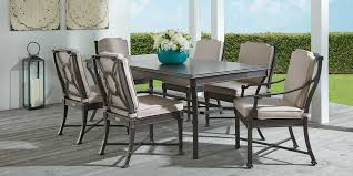 St Laurent Mocha 5 Pc Outdoor Dining Set With Sand Cushions - Rooms ... Bella All Weather Wicker Patio Ding Set Seats 6 Maribella White Modern Outdoor Eurway Marquesas 7pc Tortuga Polywood La Casa Cafe Commercial Collections 5piece Wrought Iron Fniture 4 12 Seater Table Kf87 Roccommunity Tommy Bahama Misty Garden French Country Glass Top Metal Roundup Emily Henderson Signature Design By Ashley Marsh Creek 7piece Dublin Ireland Lisbon 220cm 8 Seat Catalina Chairs Temple Webster