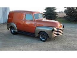 1952 Chevrolet Panel Truck For Sale | ClassicCars.com | CC-1120953