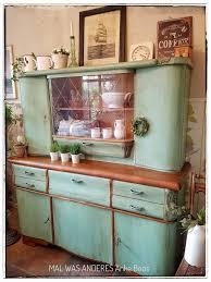 grüner 50er jahre küchenbuffet in meiner neuen