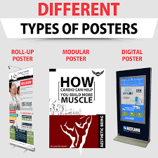 Different Types Of Posters