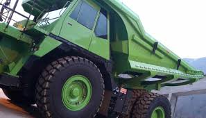 100 Largest Dump Truck Worlds Electric Vehicle Is A That