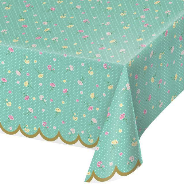 Creative Converting Table Cover, Plastic