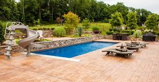 8x8 Pool Deck Plans by Pool Deck Ideas Concrete