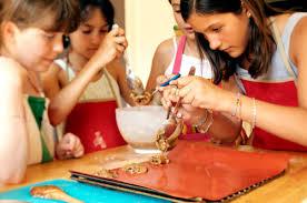cours de cuisine enfant lyon atelier clafoutis cours de cuisine enfants