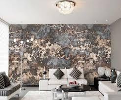 tapeten wohnzimmer bezaubernd designtapeten in silber grau