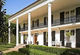 Southern Colonial Homes by Get The Look Southern Style Architecture Traditional Home