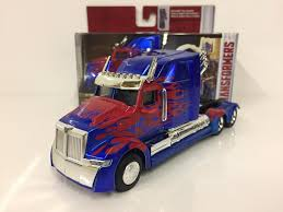 Jada - Transformers The Last Knight Optimus Prime Western Star 5700 ...