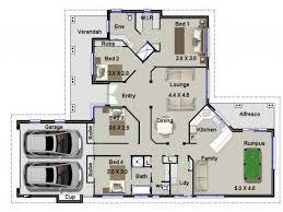 100 Modern House Floor Plans Australia 4 Bedroom 4 Bedroom India