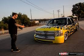Slammin In So-Cal: 2007 Chevy Silverado Crew Cab | SuperFly Autos Bagged Lowrider Chevy S10 Custom Tuner Build Surprises An Excited A Pin By Jason On Like Fuckin Rock Pinterest Trucks Chevy 1980 Chevrolet C1500 Pickup Truck With V8 Engine Youtube 1999 S10 4x4 Custom 4x4 Mini Truckin Magazine Ford F150 And Silverado 1500 Sized Up In Edmunds Comparison 2001 Accsories Slammin Socal 2007 Crew Cab Superfly Autos N8 D066 Sdimenoma Cars Trucks 1955 3100 Restomod Build Roadkill Customs 1994 S 10 Lowrider Convertible Old School Vehicles Kia Of North Bay Ontario Inspiration Tail Lights Spotter