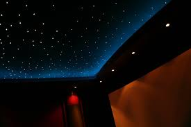 Fiber Optic Ceiling Lamp by Six Gothy Hippie Neo Classical Ceiling Alternatives For When You