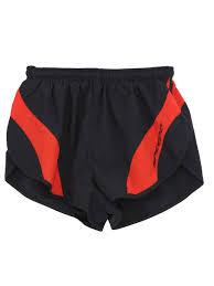 speedo 80 u0027s vintage shorts 80s speedo mens red and black