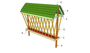 pdf plans wooden deer feeder plans download workbench plans 4 4