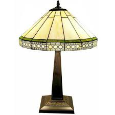 Tiffany Style Lamp Shades by Warehouse Of Tiffany 17 In Bronze Tiffany Style Tree Table Lamp