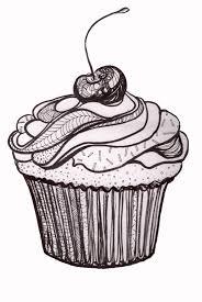 Cupcakes To Draw