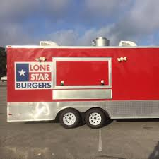 Lone Star Burgers Food Truck - San Antonio Food Trucks - Roaming Hunger
