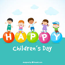 5 Happy Kids On A Childrens Day