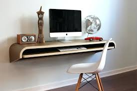 Computer Desks For Small Spaces Australia by Appealing Floating Desk Ikea Images Small Home Furniture Ideas