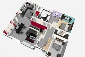 plan maison gratuit 3d on decoration d interieur moderne de 100m2
