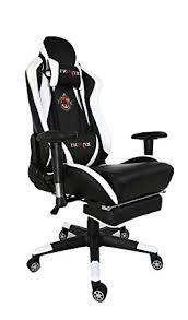 chaise pc ficmax grande taille fauteuil de bureau chaise pc gamer ergonomique