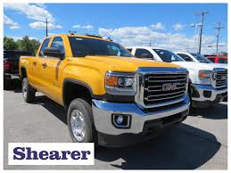 New GMC Sierra 2500HD Work Trucks For Sale Near Plattsburgh NY ...