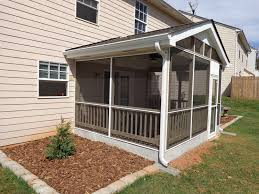 2018 Screened In Patio Cost