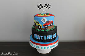 Monster Truck Themed Birthday Cake | Birthday | Pinterest | Monster ... Grave Digger Monster Truck Birthday Party And Cake Life Whimsy Cakecentralcom Dump Excelente Caterpillar Excavator Pastel Porsche Best Of Semi By Max Amor Cakes For Kids Video Tonka Supplies Ideas Little Blue Birthday Cake Busy Bee Pinterest Cstruction Truck 1st My Yummy Creations Moving Design Parenting Monster Cakes Hunters 4th