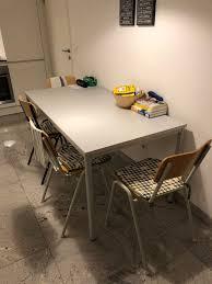 esstisch 4 stühle in 6020 innsbruck für gratis zum verkauf