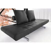 canapé profondeur 80 cm canape cuir design profondeur 80cm achat canape cuir design