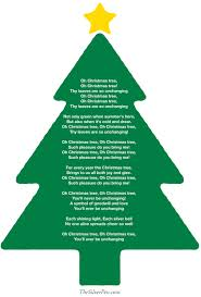 The Grinch Christmas Tree Quotes by Christmas Tree Poetry Christmas Lights Decoration