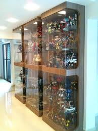 Small Wall Display Cabinet Case Glass Cheap Cabinets