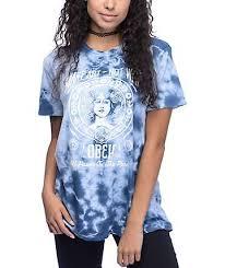 Obey Make Art Not War 2 Tie Dye T Shirt